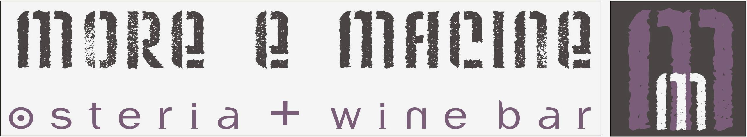 Logo More e Macine