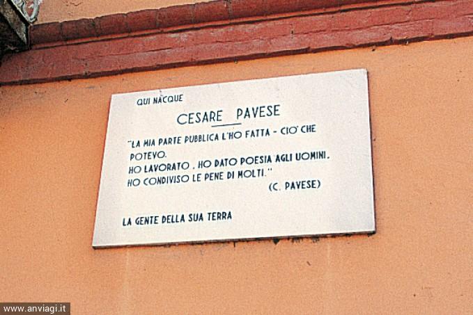 Frasi Natale Vino.Santo Stefano Belbo E Cesare Pavese Le Langhe Non Si Perdono Anviagi